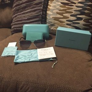New Tiffany and Co. Sunglasses